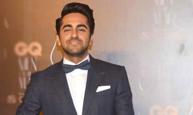 Ayushmann Khurrana composes and records a song overnight for Hawaizaada!
