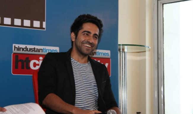 Ayushmann Khurrana is open to act in Punjabi film with a good script!