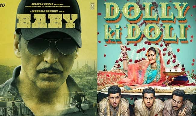Box Office report: Baby takes a flying start while Dolly Ki Doli does poor business