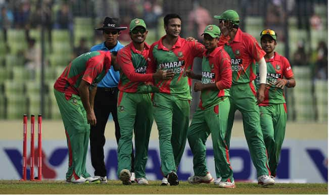 Bangladesh vs Ireland, ICC Cricket World Cup 2015 Warm-up Match 13