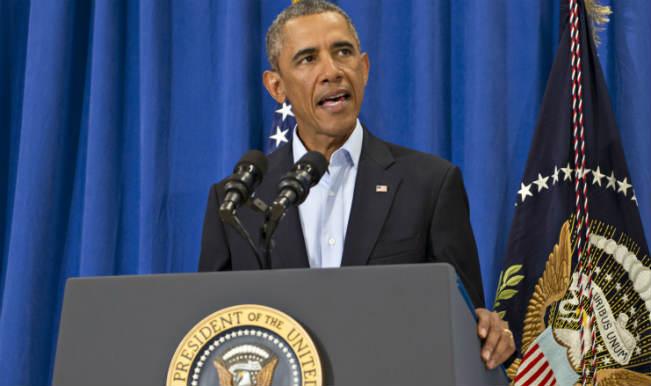 सीरी फ़ोर्ट ऑडिटोरियम में ओबामा के भाषण की हाइलाइट्स