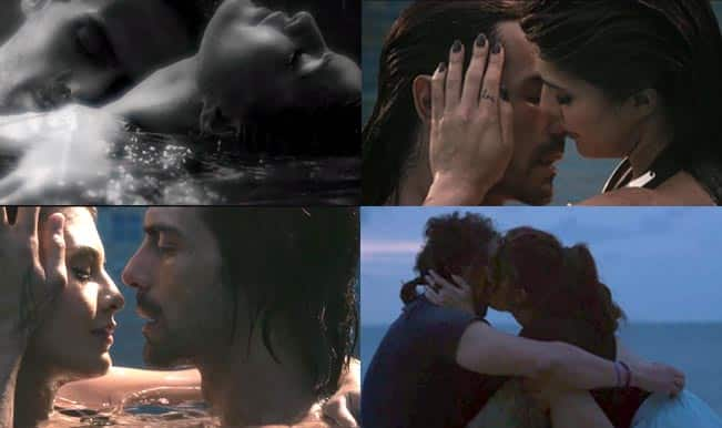 Roy song Boond Boond: Jacqueline Fernandez and Arjun Rampal share a steamy lip lock in the newly released track