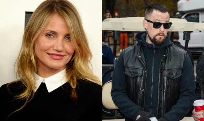 Cameron Diaz, Benji Madden's first outing post wedding