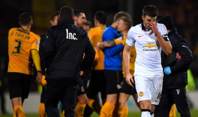 FA Cup 2014-15: Cambridge frustrate Manchester United; earn fourth round replay at Old Trafford