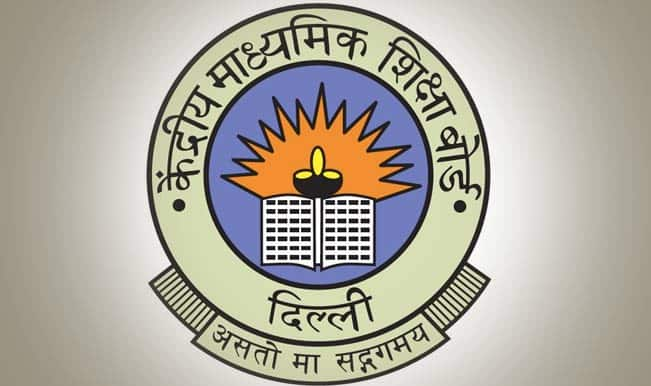 Cbse Class 10 And 12 Board Examination Time Table Download The