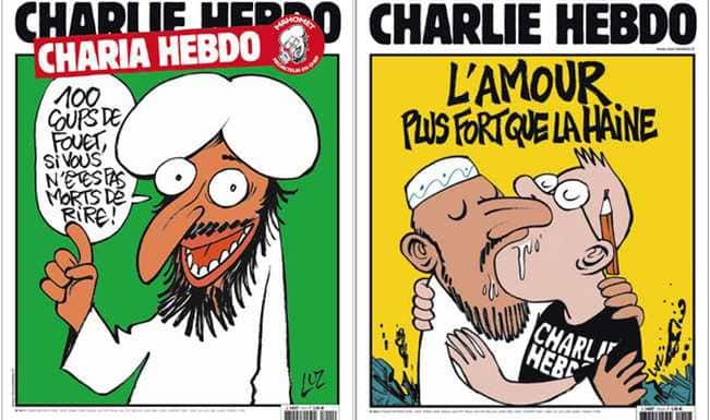 Charlie Hebdo attack: Almost half French oppose publishing Prophet Mohammed cartoons according to poll