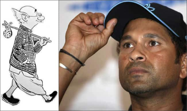 RK Laxman remembered by Sachin Tendulkar; tweets his condolences about late cartoonist
