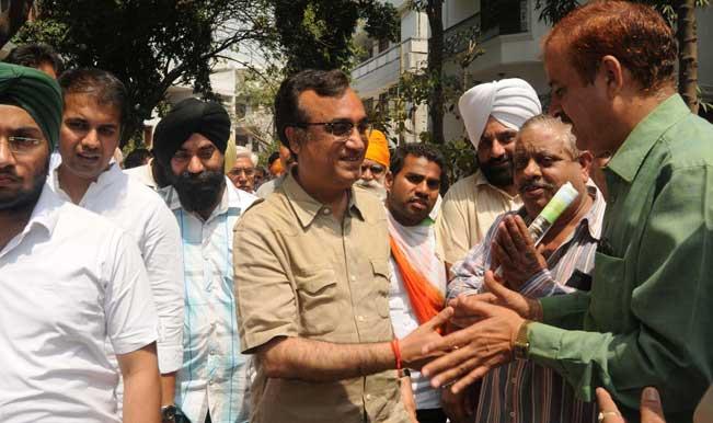 दिल्ली : कांग्रेस की चुनावी कमान अजय माकन को