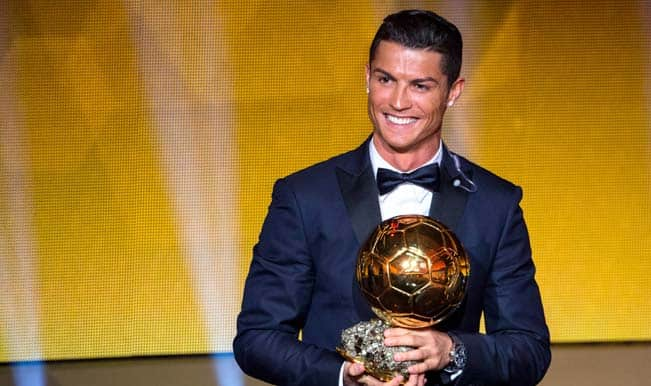FIFA Ballon d'Or 2014: Cristiano Ronaldo crowned World's Best Player for second year in a row
