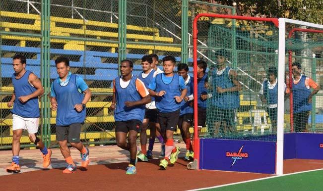 HIL 2015: Dabang Mumbai undergo preparatory camp for Hockey India League start
