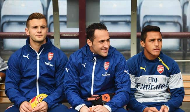 FA Cup 2014-15: Arsene Wenger set to start David Ospina in place of Wojciech Szczesny for Hull City clash