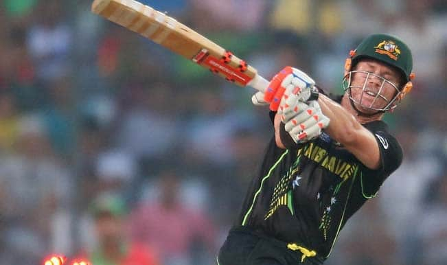 David Warner's century guides Australia to comfortable win against England in 1st ODI of tri-series
