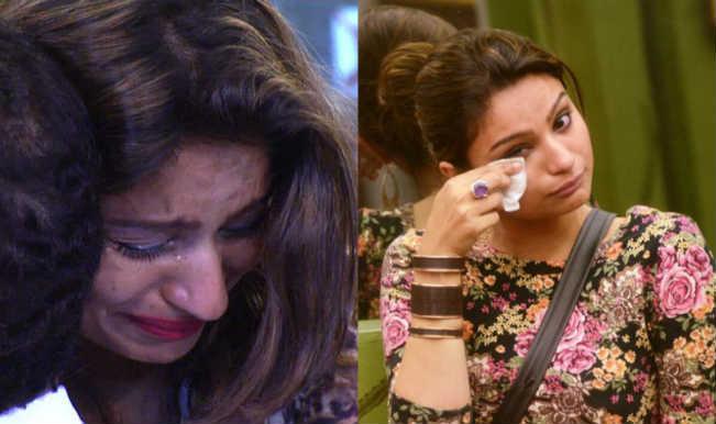Bigg Boss Halla Bol: Dimpy Mahajan uses her 'crocodile tears' to get votes?