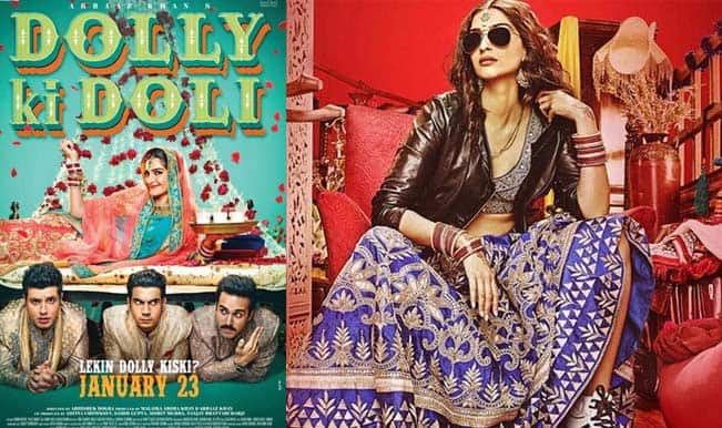 Dolly Ki Doli movie review: This Sonam Kapoor film is just a one-time watch!