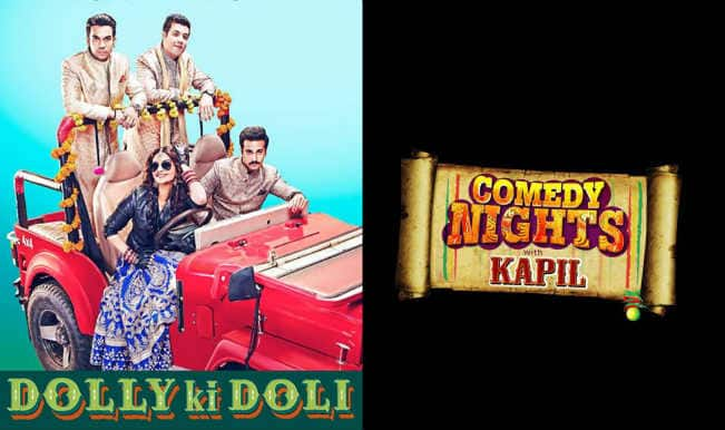 Comedy Nights with Kapil: Dolly Ki Doli team to appear on the popular comedy show!