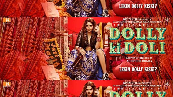 Sonam Kapoor's 'Dolly Ki Doli' Promises Laughs and Mischief this January