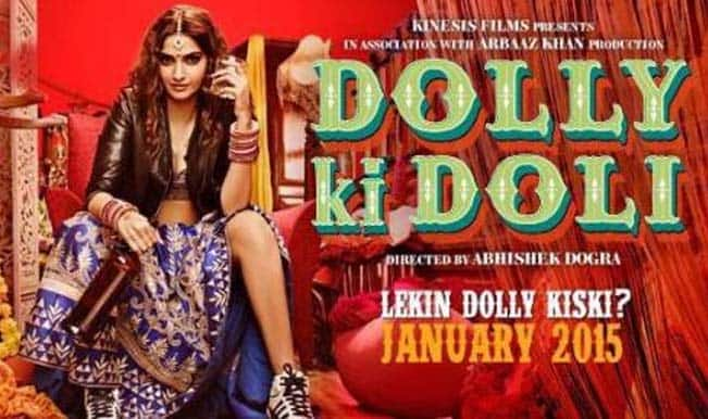 Dolly Ki Doli music review: Extremely mediocre songs in much-hyped Sonam Kapoor film