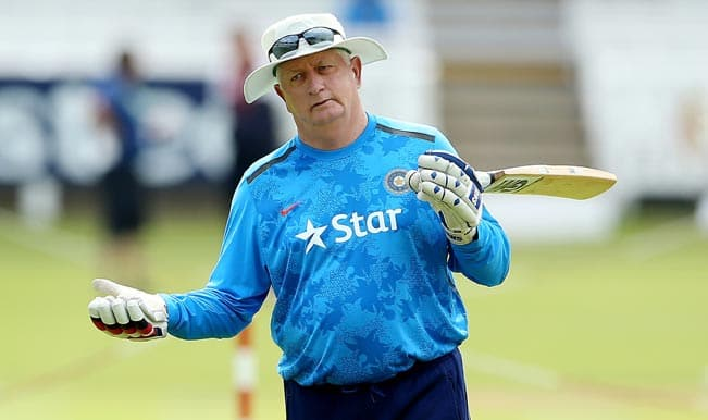 India can win ICC Cricket World Cup 2015: Coach Duncan Fletcher