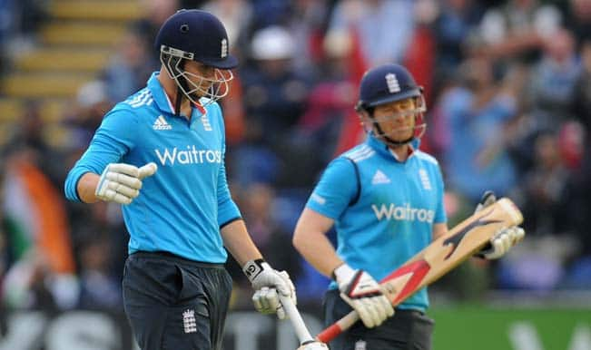Live Cricket Scoreboard & Ball by Ball Commentary of Australia vs England 1st ODI of IND-AUS-ENG tri series at Sydney