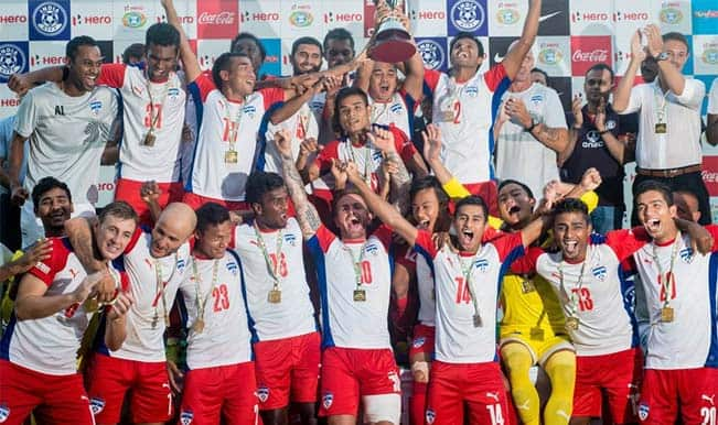 Federation Cup 2014-15: Ashley Westwood heaps praise on Bengaluru FC players post maiden triumph
