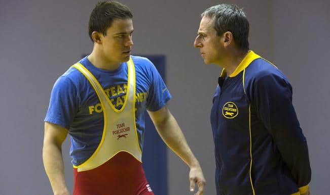 Foxcatcher movie review: Ace acting, mediocre fare; Rating: 3 stars