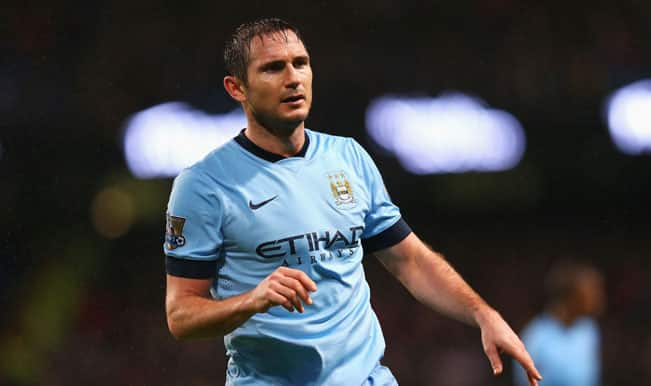 Premier League validates Frank Lampard's deal with Manchester City