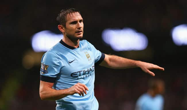 Frank Lampard's extended Manchester City stay angers New York City FC fans