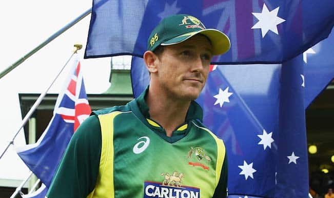 George Bailey: No surprise in India's elimination in Tri-Series