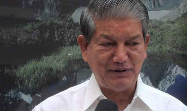 Harish Rawat lays foundation stone of projects worth over Rs 100 crore