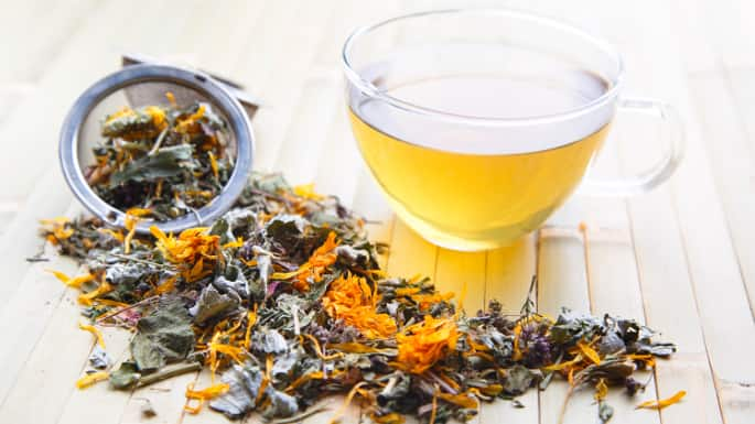 5 Herbal Teas Packed with Health Benefits