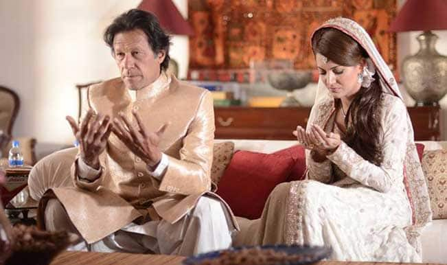 Imran Khan marries Reham Khan! View Pictures of the married couple