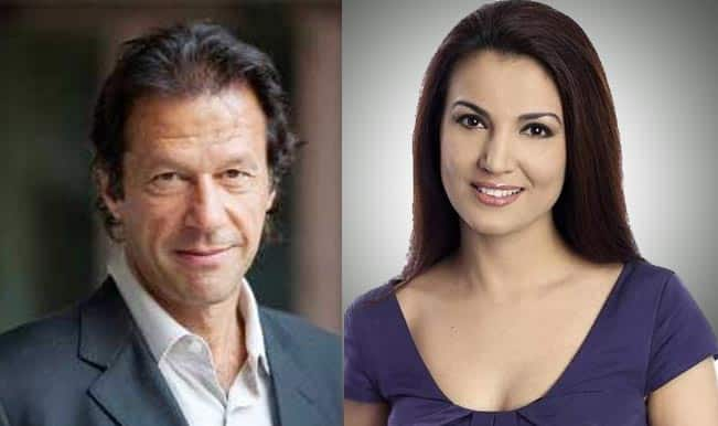 Imran Khan remarried? This time to BBC weather girl!