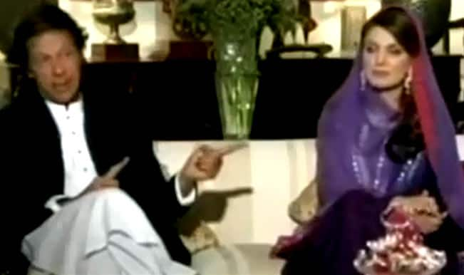 Imran Khan and Reham Khan's first interview post wedding: Marriage proposal was out of the blue, shares Reham Khan – Watch Video