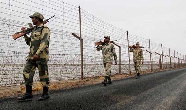 पाकिस्तान रेंजर्स ने फिर किया संघर्ष विराम का उल्लंघन