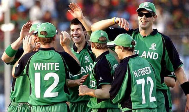 Team Ireland for ICC Cricket World Cup 2015 Announced: Ireland confirms 15-man squad