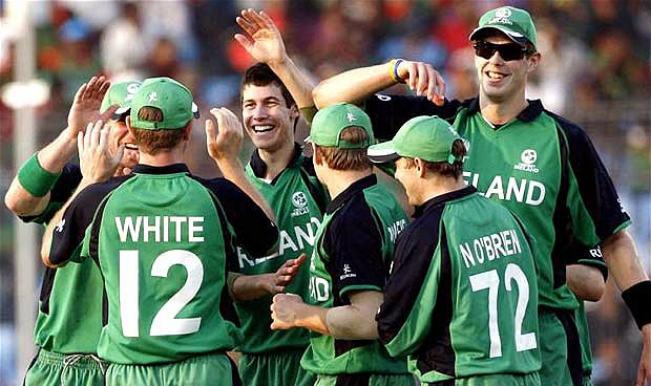 Ireland vs Scotland, ICC Cricket World Cup 2015 Warm-up Match 6
