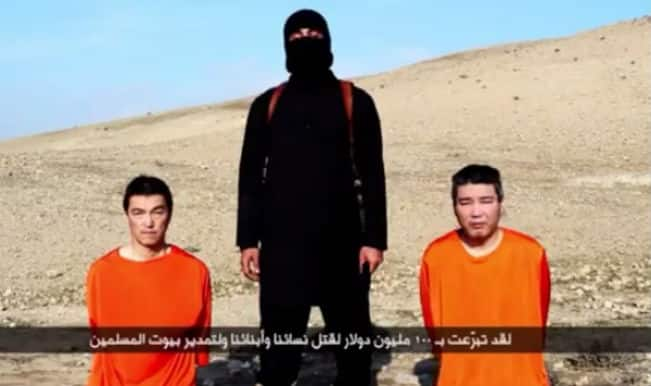Japan to tap all channels for ISIS hostages' release