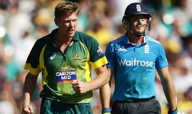 Australia vs England 4th ODI Preview: Hosts look to seal final spot Carlton MID India-Australia-England tri-series
