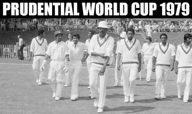 Prudential Cricket World Cup 1979: Top 4 news-makers & special features of 1979 World Cup
