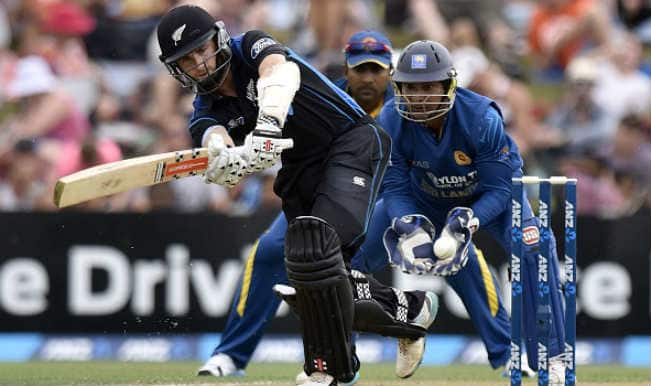 New Zealand vs Sri Lanka 2015: Kane Williamson to miss two ODIs against Sri Lanka