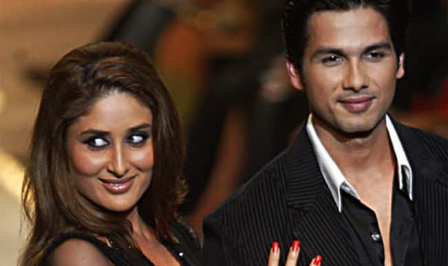 OMG! Kareena Kapoor Khan to work with ex-boyfriend Shahid Kapoor in Udta Punjab?