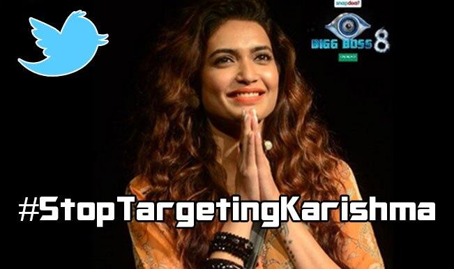 Bigg Boss Halla Bol: Karishma Tanna finds support as #StopTargetingKarishma trends on Twitter!