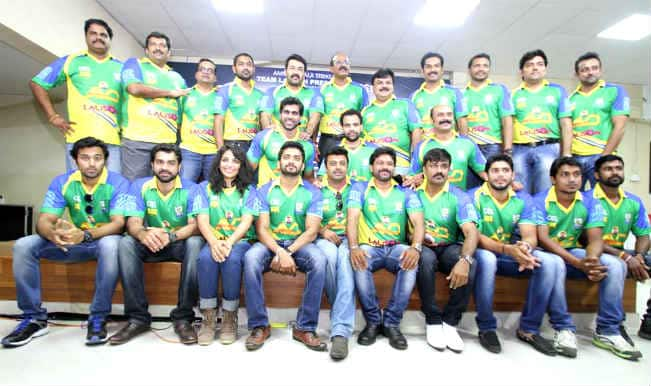Watch Free Live Streaming and Telecast of Chennai Rhinos vs Kerala Strikers Celebrity Cricket League (CCL) 5