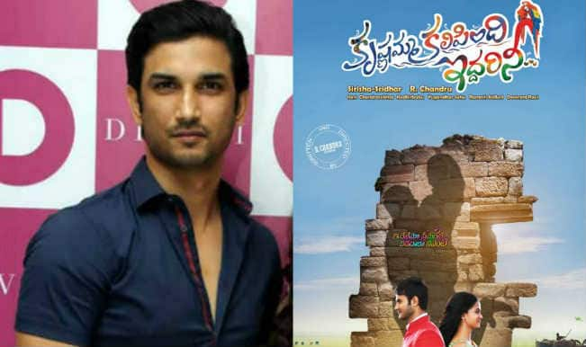 Sushant Singh Rajput to star in Bollywood remake of Krishnamma Kalipindi Iddarini