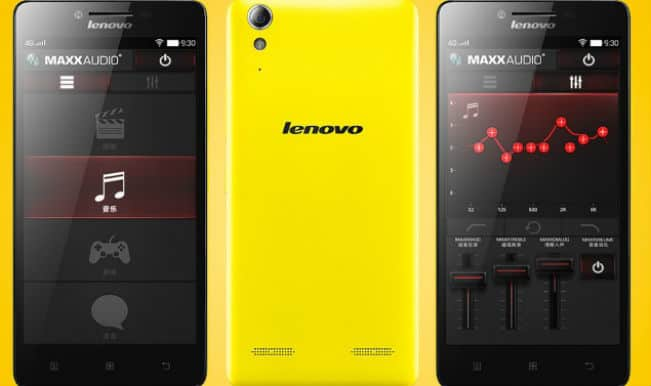 Lenovo launches India's cheapest 4G smartphone A6000 for Rs 6,999