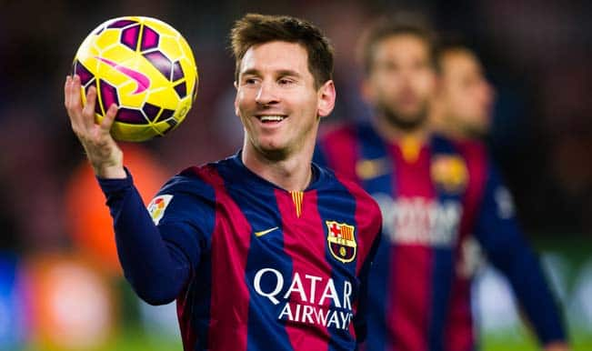 Lionel Messi shows extraordinary kick and skills on Japanese TV Show: Watch Full Video