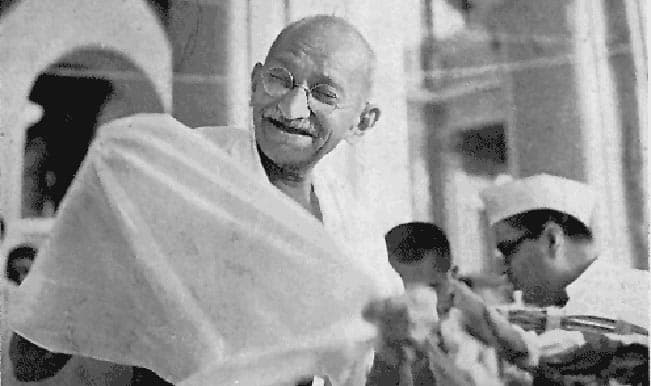 a review of the life of mohandas gandhi Literary investigation of the life and leadership qualities of gandhi as a result of extensive review of literature and it mahatma mahatma gandhi.