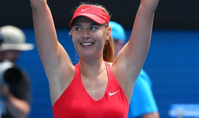 Maria Sharapova crushes Ekaterina Makarova to advance to fourth Australian Open final