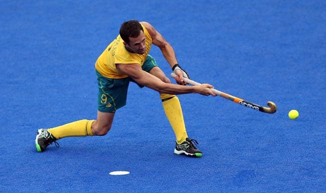 Australian skipper Mark Knowles declared FIH Player of the Year 2014