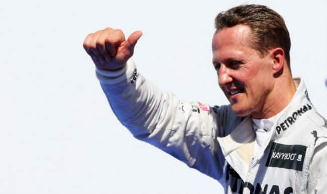 Michael Schumacher starts to recognize his family, cries on hearing his children's voices!